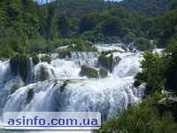 Национальный природный парк Крк. Хорватия