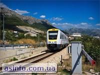 Поезда в Хорватии