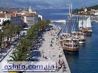 Трогир. Хорватия